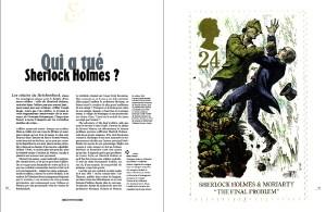 Qui a tué Sherlock Holmes