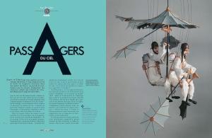 Passagers du ciel