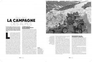 image campagne des Alpes
