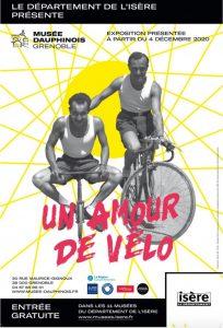 affiche un amour de vélo