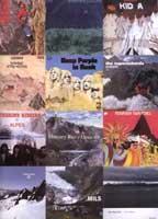 Dans les années soixante-dix, Alpes est un groupe français et Mountain sévit aux USA, même si le guitariste basse s'adonne à un autre typed'escalade... Des paysages montagneux font le bonheur des pochettes de disques de rock progressif. Aujourd'hui, avec Kancheli, Radiohead, Mils ou Goldfrapp, l'alpe est toujours présente dans la musique contemporaine, les musiques électroniques et le rock au sens le plus large.